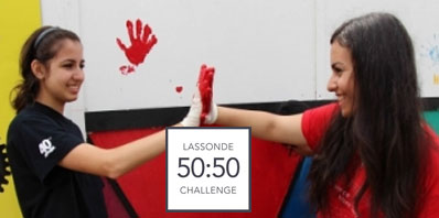 50 50 challenge
