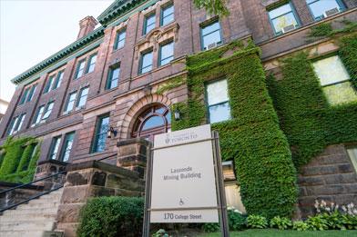 Lassonde Institute of Mining at the University of Toronto